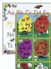 Jolly Phonics Alternative Spelling and Alphabet Posters by Sue Lloyd (Poster, 2002)