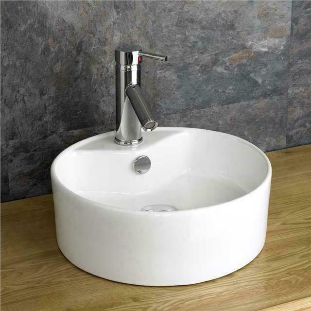 Bathroom Sink Countertop Basin 385mm