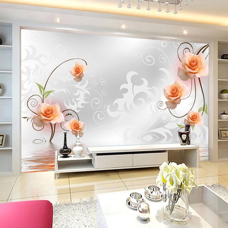 3D Simple Stylish 784 Wall Paper Murals Wall Print Wall Wallpaper Mural AU Kyra