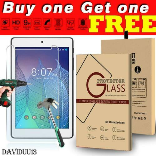 Tablet Tempered Glass Screen Protector Cover For ALCATEL OneTouch POP 7 LTE