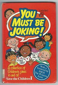 You-Must-Be-Joking-Ladybird-1986-Ex-Library-First-Edition-Fair-Condition