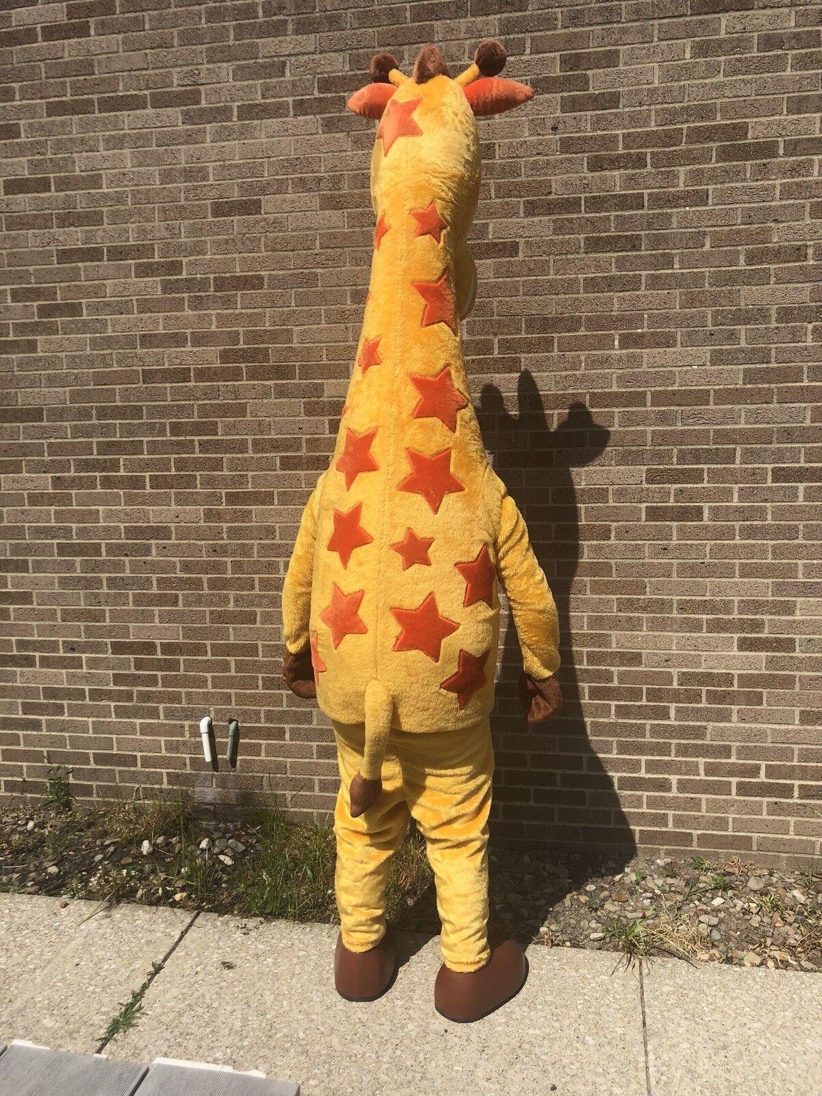 Toys-R-Us Toys-R-Us Toys-R-Us Adult Geoffrey Giraffe Costume e801eb