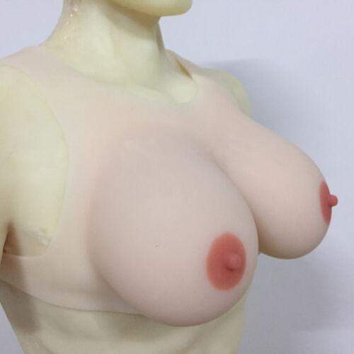 2000g New Design Crossdress Silicone Breast Forms Transgender False Boobs