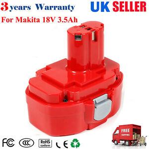 1.5AH 18V 18 VOLT Battery for Makita 1822 1823 1833 1834 1835 PA18 Ni-CD UK