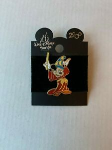 Walt-Disney-World-Pin-3588-Sorcerer-Mickey-Mouse
