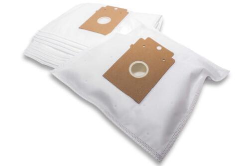 10x Sacchetti di polvere micro fibre VHBW per Bosch BBZ41FK