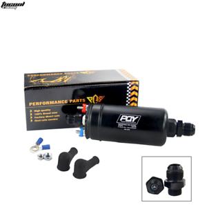 EFI 380LH 1000HP TOP QUALITY PQY External Fuel Pump E85 Compatible 044 style