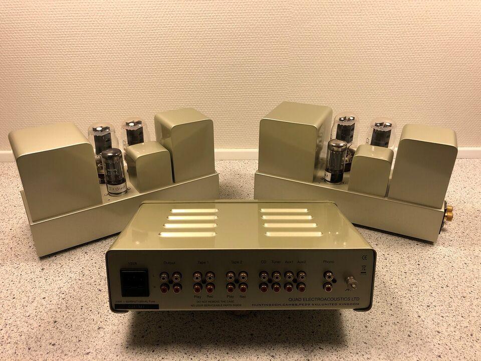 Forstærkersæt, Quad, QC & ll Classic