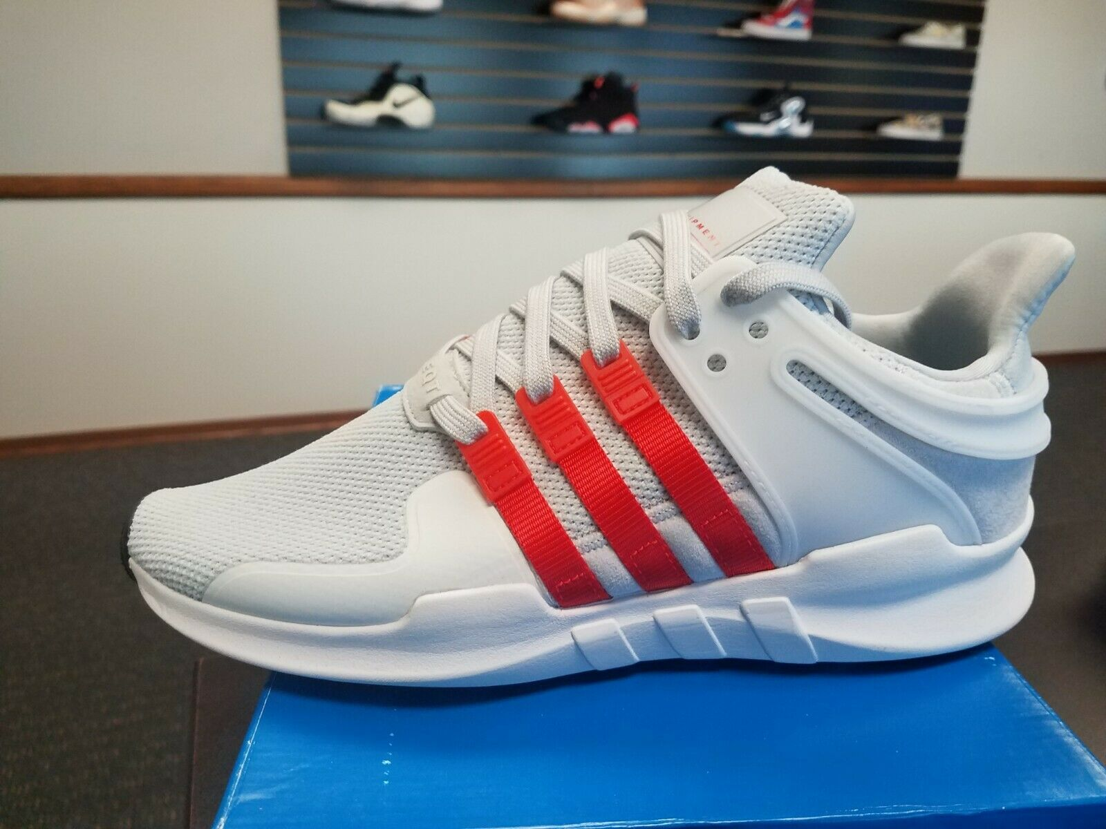 BRAND NEW IN BOX MEN'S EQT SUPPORT ADV BY9581 GREY