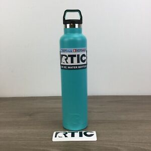 New In Box RTIC 26oz Water Bottle Caribbean Current Matte Hot Cold Ships Free