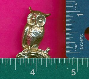 6-wholesale-lead-free-pewter-owl-figurines-D4069
