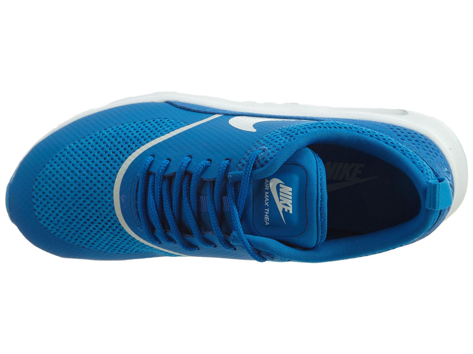 nike Bleu air max thea  s 599409-413 Bleu nike  spark brillent des espadrilles blanches de ta ille 6 af5a6d