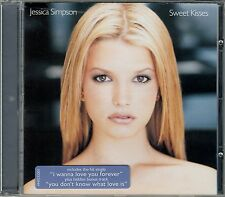 Jessica Simpson: SWEET KISSES/CD-NUOVO