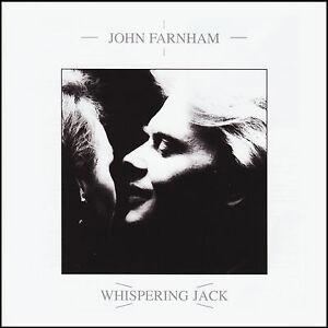 JOHN-FARNHAM-WHISPERING-JACK-CD-with-BONUS-Track-80-039-s-YOU-039-RE-THE-VOICE-NEW