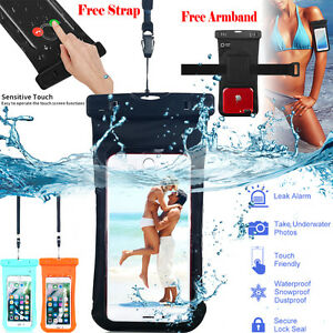 Waterproof-Underwater-Pouch-Dry-Bag-Pack-Dry-Case-F-iPhone-X-6s-7-8-Plus-Samsung