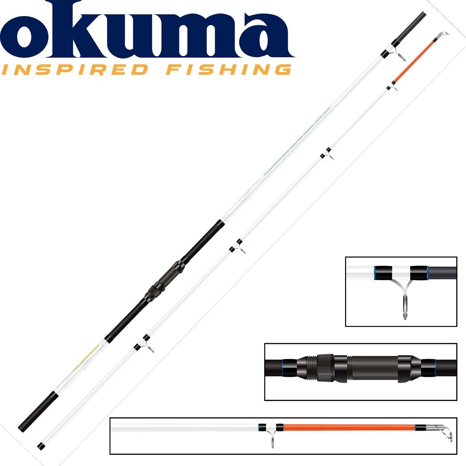 Okuma Okuma Okuma Distance Salt Beach 12ft 360cm 100-220g - Brandungsrute, Meeresrute e05fa0