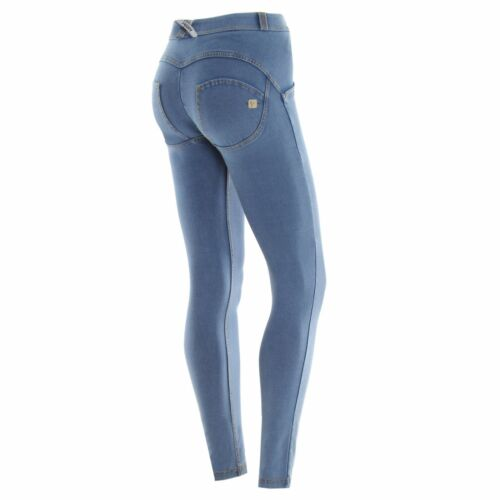 S Wrup1pra01e up L Wr Body Freddy Up Push Jeans M Lumière Pantalon Gift xqH75fYn
