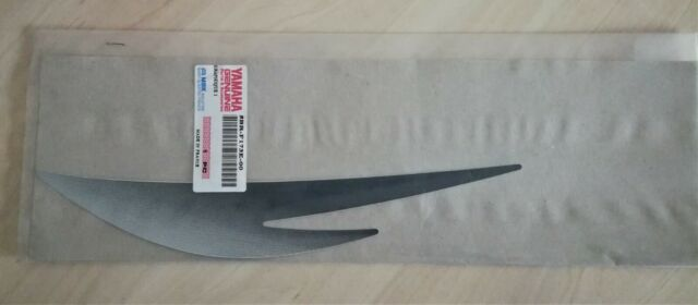 YAMAHA AEROX Back Sticker - Réf. 5BR-F173E-00