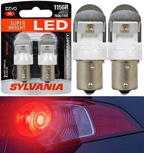 Two 1 Packs 194ALED LED Bulb Side Marker Turn Signal ss Sylvania ZEVO