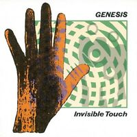 Génesis - Invisible Touch [new Vinyl] Holland - Import on Sale