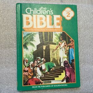 The-Children-039-s-Bible-Volume-2-from-Golden-Books