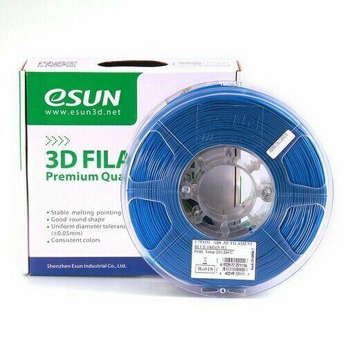 Filament pour 3D Hips 3.00 mm bleu 1 kg Esun