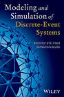 Modeling and Simulation of Discrete Event Systems by Byoung Kyu Choi, DongHun Kang (Hardback, 2013)