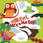 Animal Mix and Match Memory Game 9788854408708 by Agnese Baruzzi