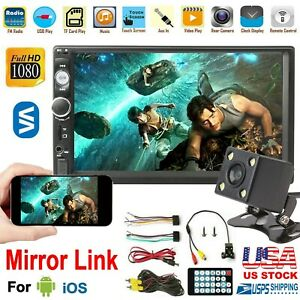 7inch-HD-2Din-Touch-Screen-Car-Stereo-MP5-Player-Radio-Android-IOS-USB-TF-Camera