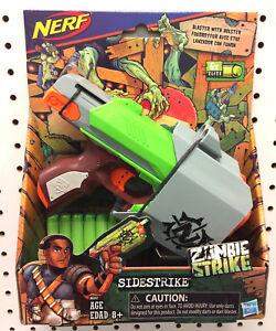 Nerf-Zombie-Strike-Sidestrike-Blaster-w-Holster-amp-Darts