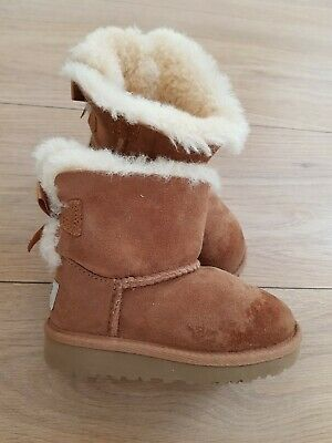 Le ragazze stivali UGG Marroni Taglia UK 7 | eBay