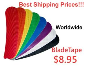 BladeTape-Blade-Tape-Hockey-Stick-Goalie-Stick-Tape-Grip-Tape-Multi-Colors