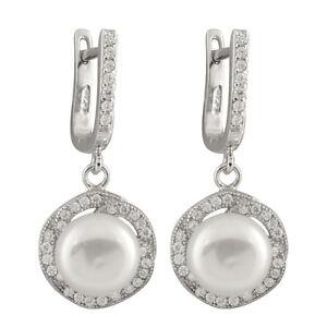 Sterling-silver-rhodium-plated-dangling-earrings-8-9mm-freshwater-pearl-ESR-197