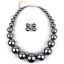 Women-Bohemian-Choker-Chunk-Crystal-Statement-Necklace-Wedding-Jewelry-Set thumbnail 165