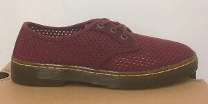 5 Martens Size Oxblood Dr Cotton Roxon Old 6 Uk Shoes Mesh 4HFvxqFw
