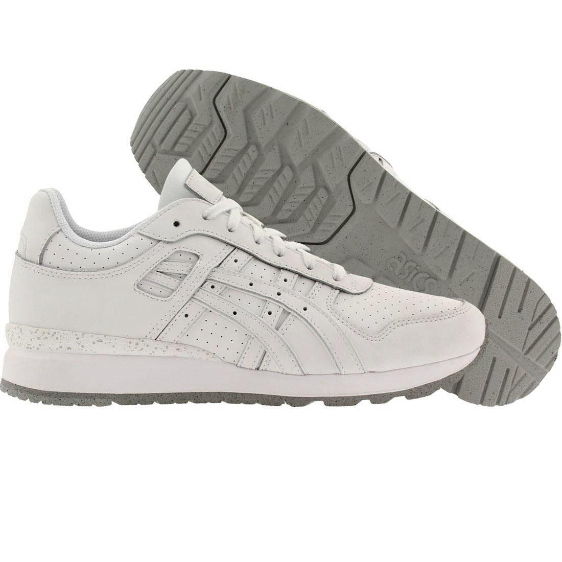 New Asics H50FK.0101 GT II Retro White   Grey Men Running shoes Bone Size 11.5