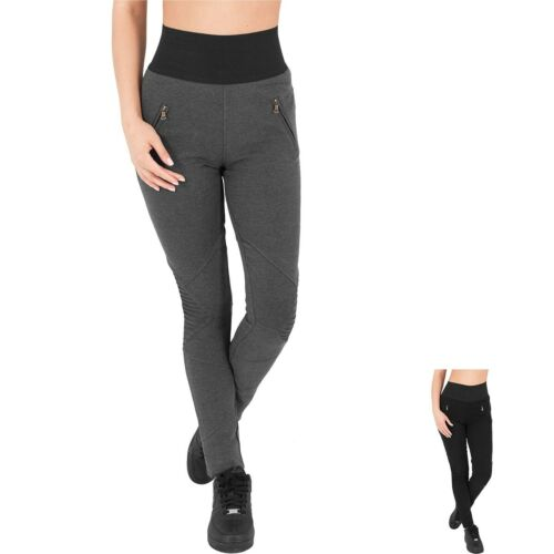 Urban Classics Ladies Interlock High Waist Leggings