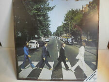 Beatles Metal Poster Abbey Road Album Cover Picture Rare Sign New Paul Ringo
