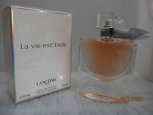 la vie est belle lancome 1 7 fl oz 50 ml l 39 eau de. Black Bedroom Furniture Sets. Home Design Ideas