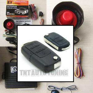 Sistema-de-seguridad-alarma-de-Coche-Kit-De-Control-Remoto-Cierre-Centralizado-para-VW-Golf-Audi-A3