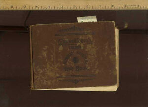 LAUDIS-CORONA-The-New-Sunday-School-Hymn-Book-1885-ANTIQUE-Hymnal-Songs-Music