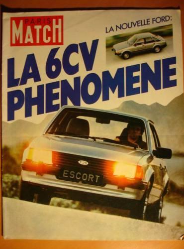 Catalogue Publicitaire Gamme Ford 1981 Paghi Uno Prendi Due
