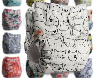 Baby Reusable Cloth Nappy- Various patterned washable Diaper covers