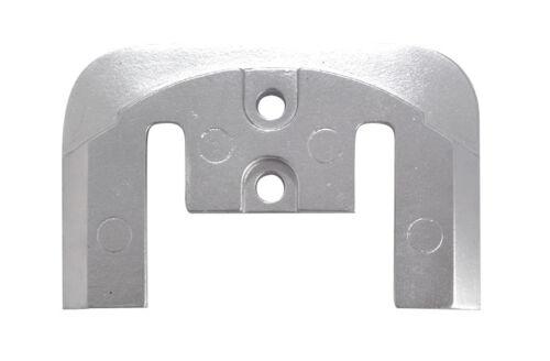 3 Zinc 2 821630 Mercruiser Bravo I II III Cavitation Plate Zinc Anode Bravo 1