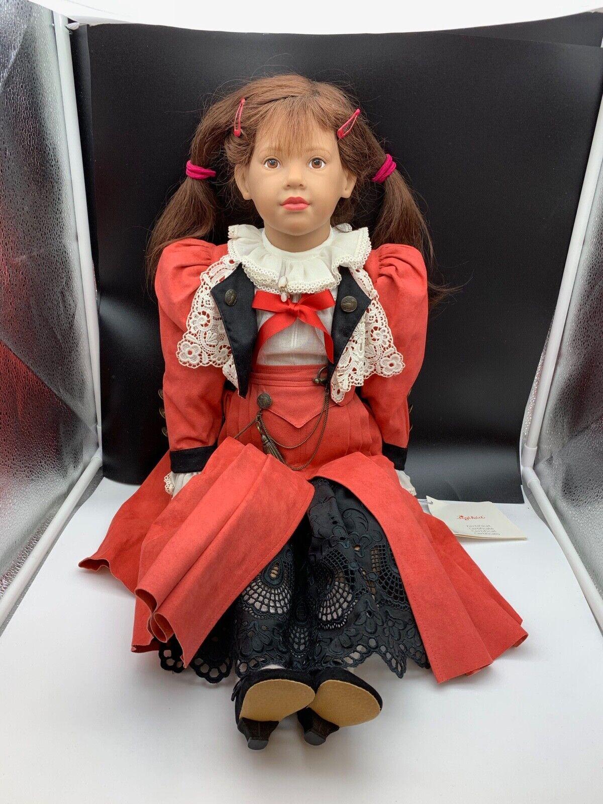 benvenuto a comprare SIGIKID Ilse Wippler vinile bambola bambola bambola 70 CM. OTTIMO stato  moda classica
