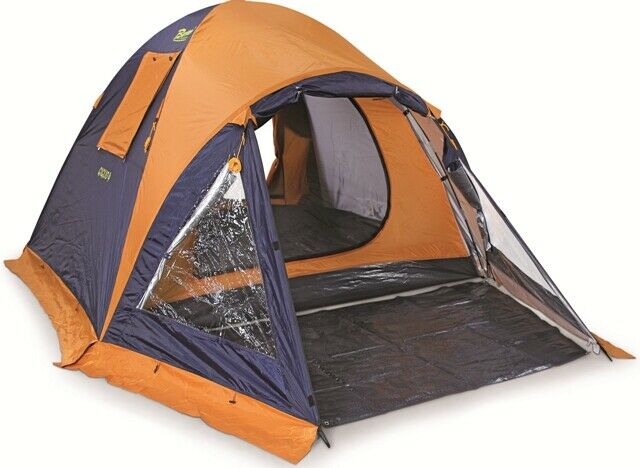 Tenda Igloo Bertoni Giglio 3 Campeggio Leggera Facile da montare impermeabile