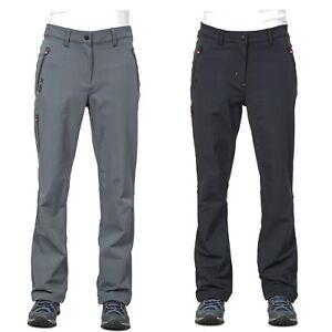 DLX-Swerve-Womens-DLX-Quick-Dry-Pants-Active-Walking-Black-Grey-Trousers