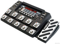 Digitech Rp1000 Multi-effects Switching System & Usb Recording Interface