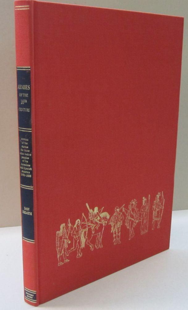 Ejércitos de la 16TH Century-Ejércitos de los aztecas e incas-Ian Heath
