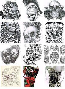 37 Totenkopf Vorlage Tattoo Besten Bilder Von Ausmalbilder 11